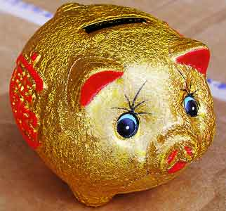 golden pig swap