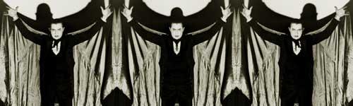 Bela Lugosi x 3